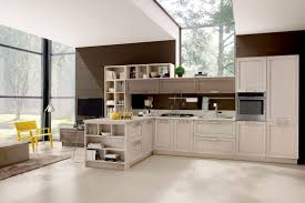 Contemporary Kitchen Contemporary Kitchen Wooden L Shaped Maxim Stosa Cucine