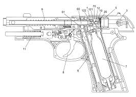 patent us7726293 continuous firing type trigger structure for