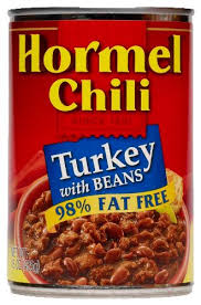 turkey can hormel turkey chili with beans 98 free 15