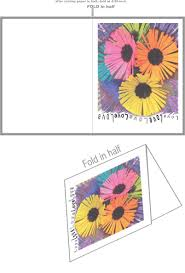 How To Fold Paper For Envelope How To Make Your Own Folded Cards Best Size For Do It Yourself