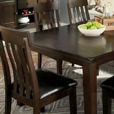 Extension Tables Dining Room Furniture Haddigan Rectangular Extension Table Dining Tables Dining Room