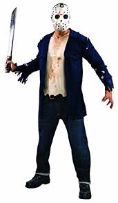 jason costume rubie s men s friday the 13th deluxe jason costume