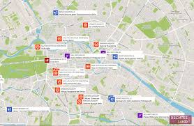 Und Campus Map Berlin Zoo And Surrounding Areas The Elephant Gate Grieben