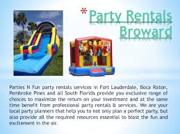 party rentals fort lauderdale bounce house rental fort lauderdale