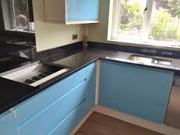 Colors For Kitchen by Granite Countertop Kitchen Cabinets Picture Stick On Backsplash