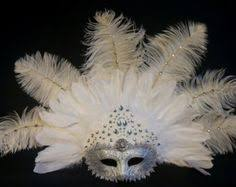 silver mardi gras mask white venetian mask silver for masquerade party wedding mardi