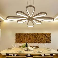 Schlafzimmer Lampe Modern Led Kronleuchter Beleuchtung Glanz Weiß Deckenplatte Kronleuchter