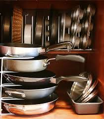 kitchen pan storage ideas kitchen cabinet organization kitchen cabinet organization