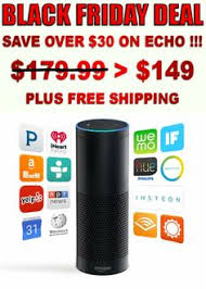 black friday amazon leak amazon is offering some alexa voice deals exclusively for prime