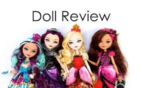 doll collection review after high the gumball