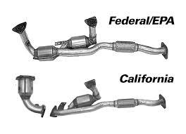 2000 hyundai elantra catalytic converter california emissions eastern manufacturing