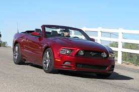 2015 ford mustang 0 60 2014 ford mustang gt convertible test motor trend
