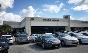 lexus of sarasota contracting wilde lexus of sarasota
