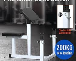 Commercial Weight Benches Bicepsstrength Training Equipment Strength Training Equipment