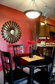 Red And Black Kitchen Ideas Kitchen Colors For 2012 Color Red Red Kitchen Kitchen Design