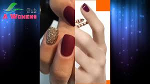 best winter nail art ideas for fabulous ladies 2017 youtube
