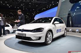 volkswagen golf gti 2014 2015 volkswagen e golf vs golf gte review gtspirit