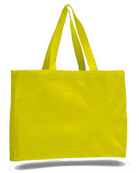 canvas gusset tote heavy duty tote bag wholesale bag
