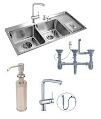 buy futura designer kitchen sink fs 202 with free drainer kit