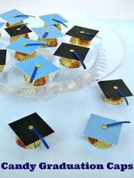 graduation favors to make tip your hat to the grad with these simple and sweet graduation cap