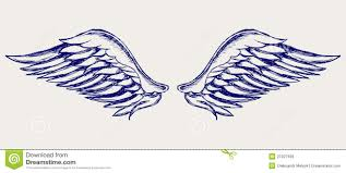 angel wings clip art clipart bay