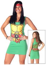 ninja costume for halloween red tmnt raphael dress womens ninja turtle costumes