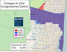 Map Of Ft Lauderdale The Complete Breakdown Of Florida U0027s Proposed Congressional