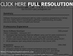 Professional Summary Resume Examples For Software Developer Resume Sample Summary Gallery Creawizard Com