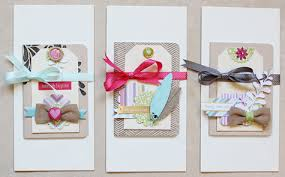 tutorial scrapbook card pretty gift cards tutorial by lilith eeckels american crafts card