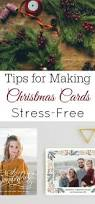 stress free christmas cards retro housewife goes green