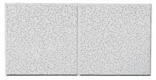 ceiling tiles armstrong acoustical ceiling tile 48 x24 thickness 3 4 pk10