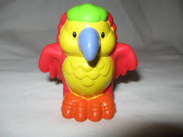 amazon com little people parrot bird 2001 replacement figure