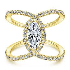 marquise halo engagement ring 14k yellow gold marquise halo engagement ring er12644m4y44jj