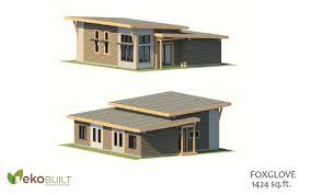 ontario passive house plan foxglove by ekobuilt ekobuilt
