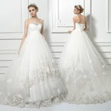 pregnancy wedding dresses beading lace up gown lace wedding dress tbdress