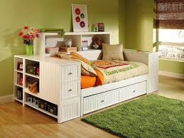 Daybed With Trundle Bed Twin Size Daybed Full Size Daybed With Storage Drawers Foter