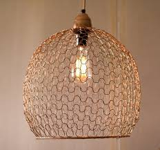 wire pendant light fixtures large woven wire pendant light copper wire pendant pendant
