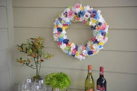 spring wreaths how to make a spring wreath for your front door
