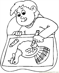 drawing coloring pages coloring