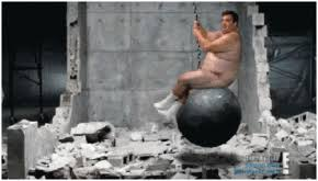 Wrecking Ball Meme - i came in like a wrecking ball gif on imgur