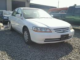 2002 honda accord lx for sale 1hgcg56482a142627 2002 white honda accord lx on sale in or