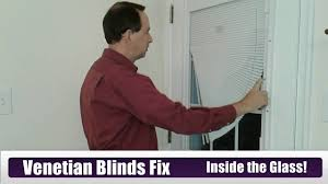 can you fix venetian blinds
