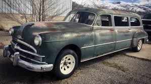 Dodge Challenger Limo - cemetery cruiser 1949 pontiac national limo