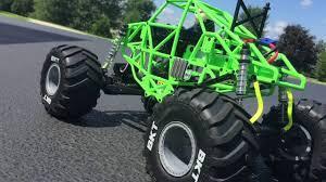 grave digger monster truck specs axial smt10 grave digger r c monster truck scale shock mount