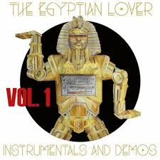 Spice Rack Fortunate Lunatic by Egyptian Lover Instrumentals And Demos Vol 1 Web 2017 Flac