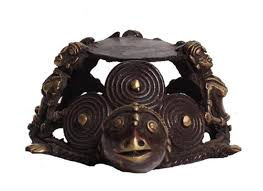Home Decoration Products Online Dhokra Candle Holder Buy Handcrafted Online Home Decor Products