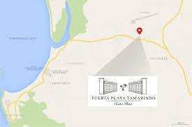 Costa Rica Airports Map Wj Property Development Tamarindo Costa Rica