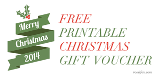 christmas voucher template word format christmas coupon template