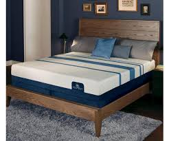 Serta Icomfort Bed Frame Icomfort Blue Touch 300 11 25 Firm Mattress