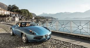 exclusive u2013 the inside story of touring u0027s new disco volante spyder